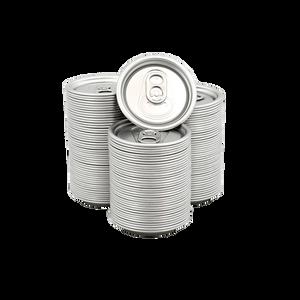 Bilde av CDL lokk til ølbokser - 230 stk